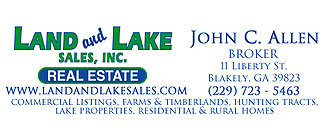 Land and Lake Sales, Inc.